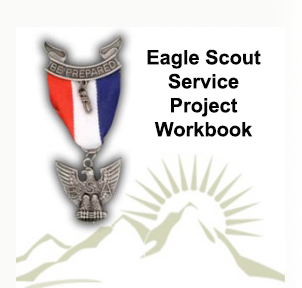 eagle scout project requirements Scout handbook, your eagle project book, and your eagle scout rank application (scoutmaster signatures are required on all three) you must complete all requirements and have.