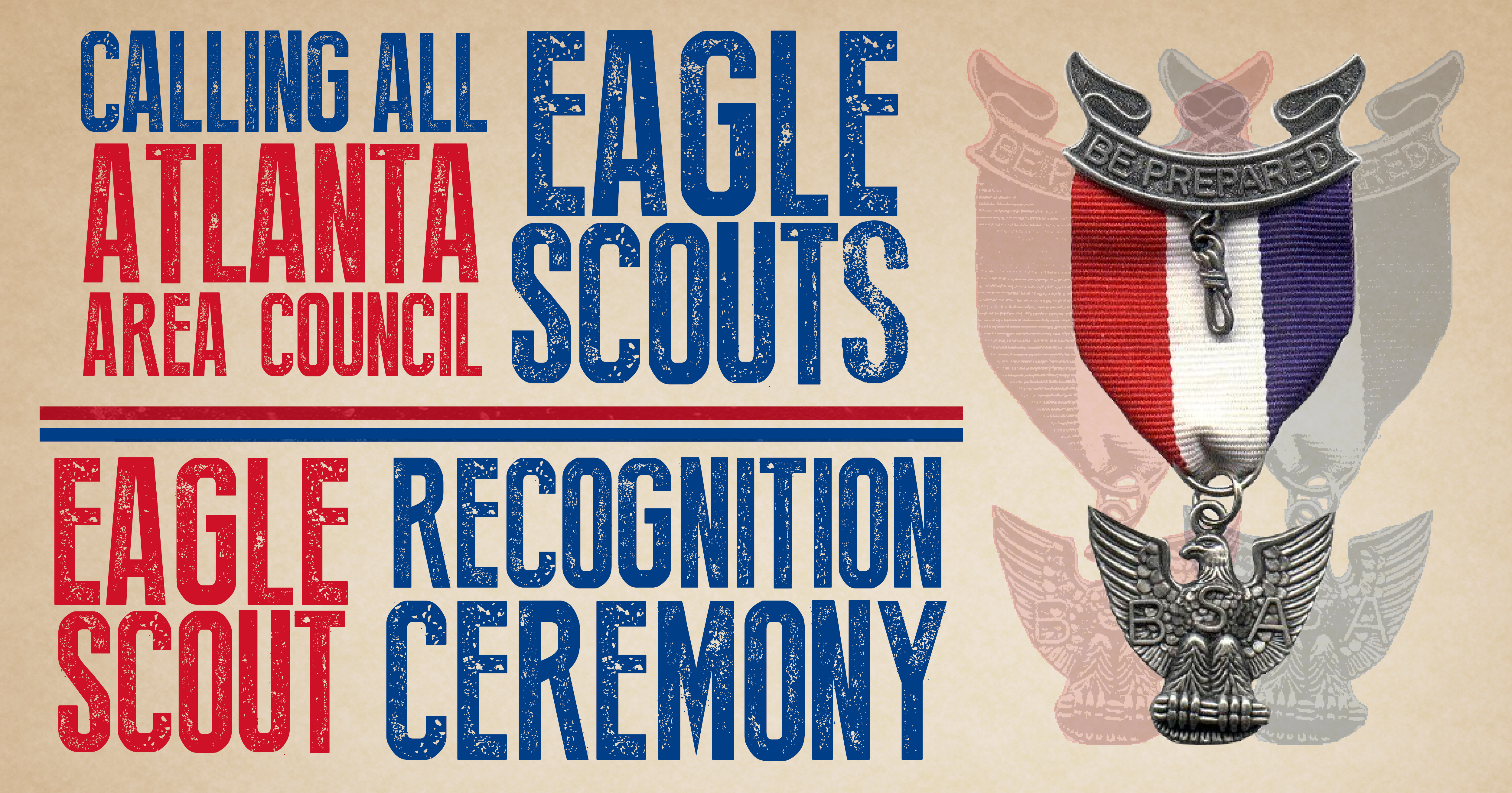 The Annual Eagle Scout Recognition Ceremony