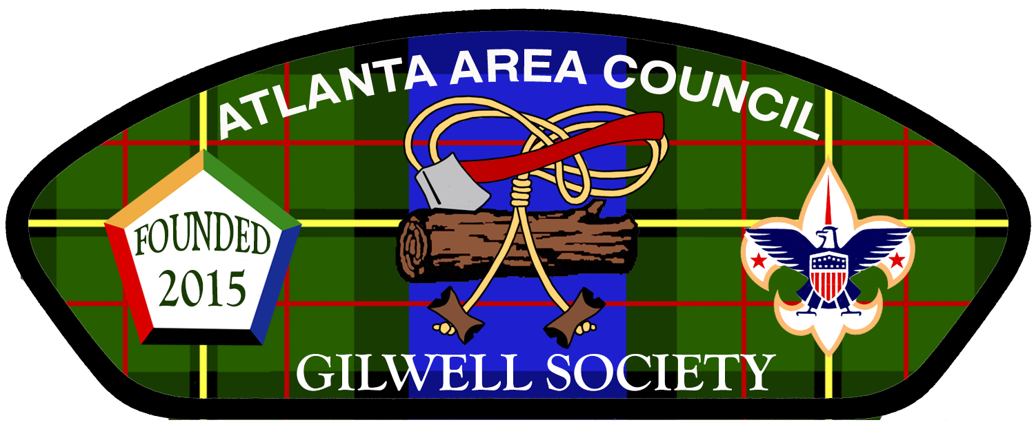 Gilwell Society Shoulder Patch