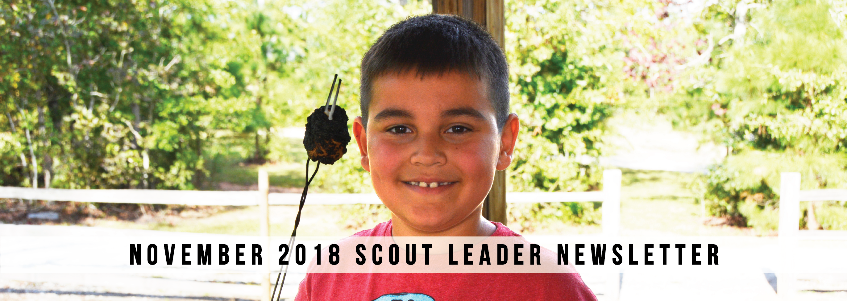 September 2018 Leader Newsletter