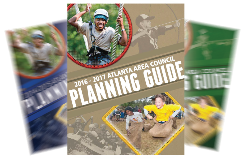 The Atlanta Area Council Program Planning Guide