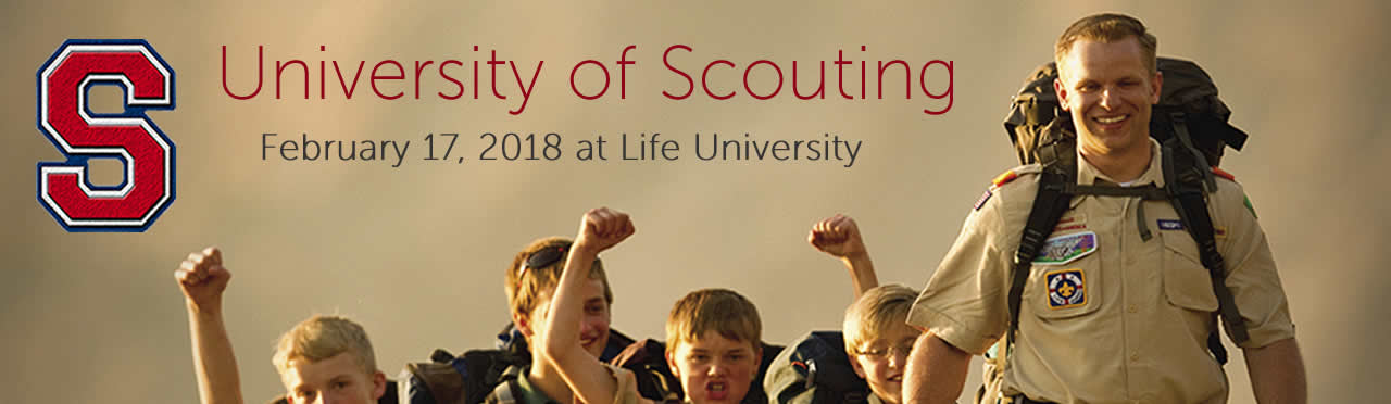University of Scouting 2018