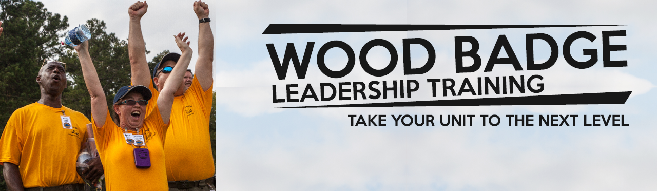 Wood Badge Training 2016