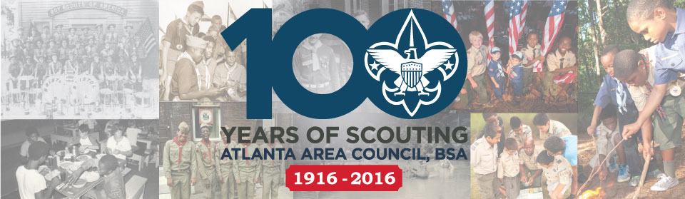 The Atlanta Area Council; 100 years of developing leaders