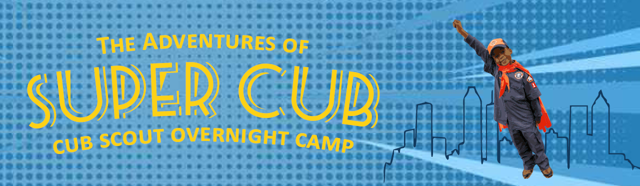 Register for Cub Scout Overnight Camp