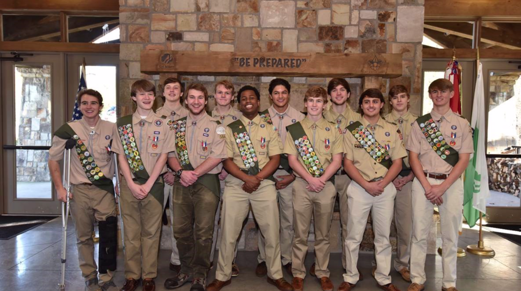 Eagle Scouts featured on the Council Blog