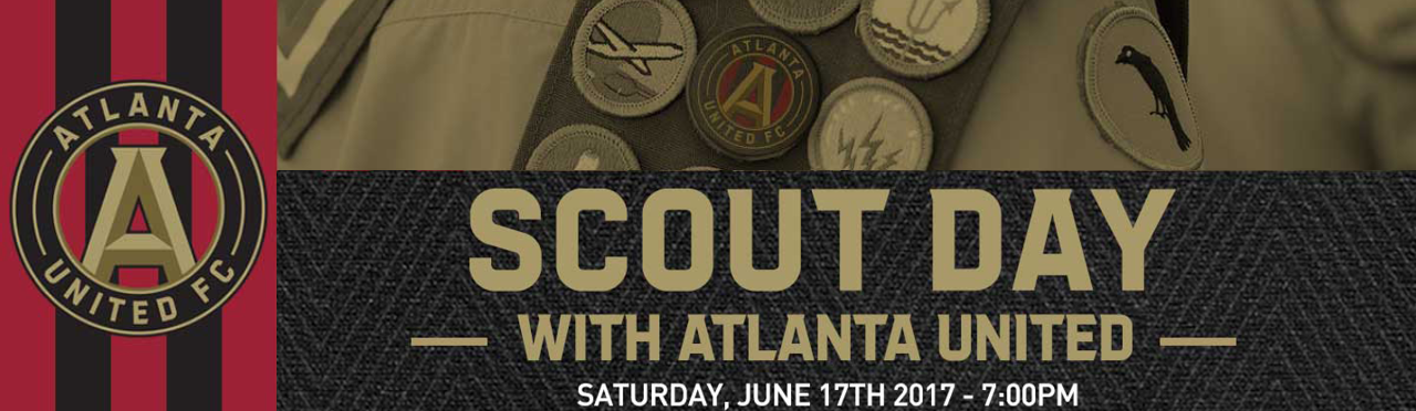 Scout Day with Atlanta United
