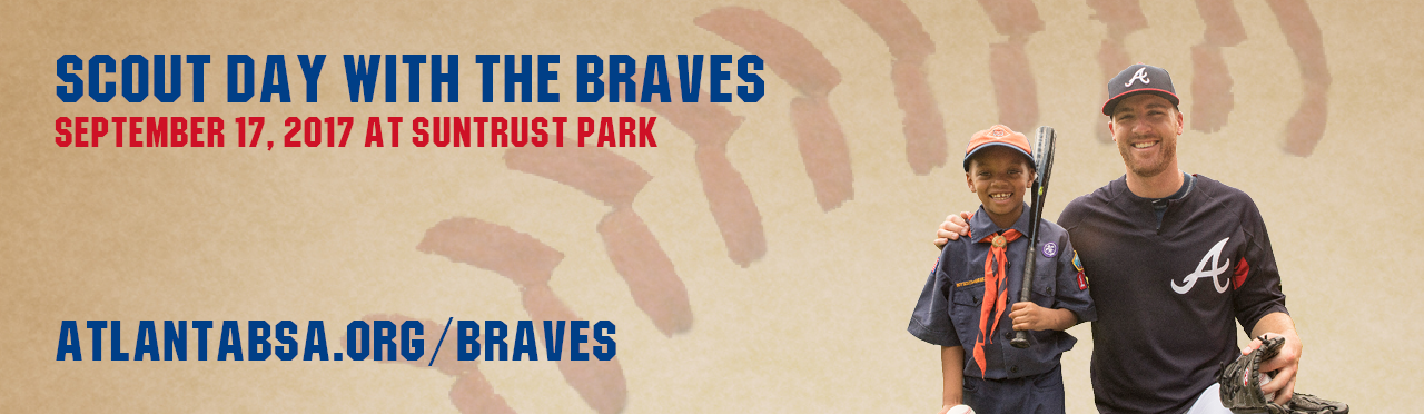 Scout Day with the Braves on September 17