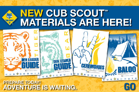 New Cub Manuals and Handbooks