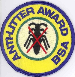Anit-Litter Award