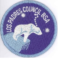 Polar Bear Award Patch