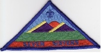 Seven Sisters Award Patch