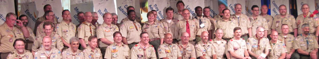 50 Scoutmasters