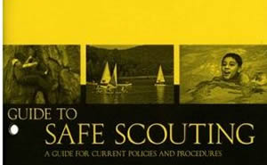 Guide to Safe Scouting Cover