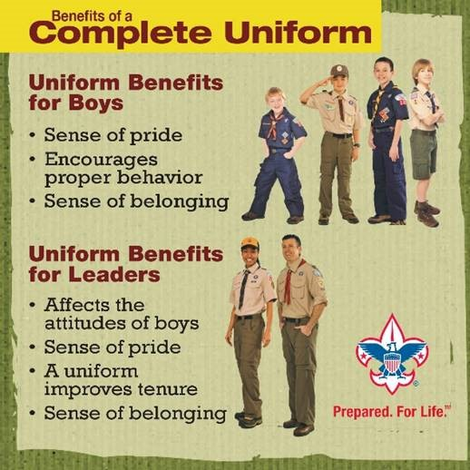Benefits of a Complete Uniform