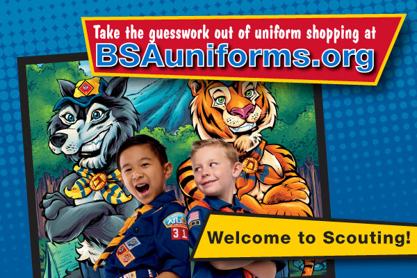 Cub Uniform Sale