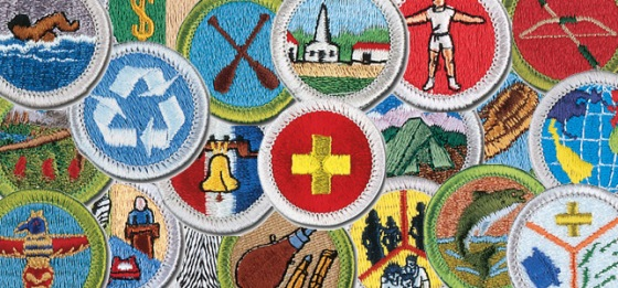 Merit Badges – Golf Merit Badge Worksheet