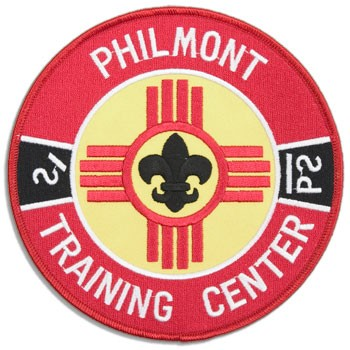 Philmont Training Center Emblem