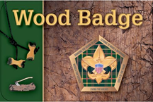 Wood Badge Certificate