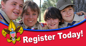 Boy Scout Summer Camp