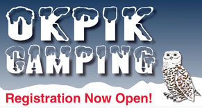 Okpik Registration is now open