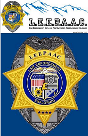 Law Enforcement Explorer Post Advisors Association of Colorado, Police Explorers, LEEPAAC