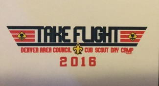 Take Flight at Cub Scout Day Camp