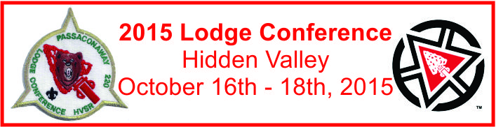 2015 Lodge Conference