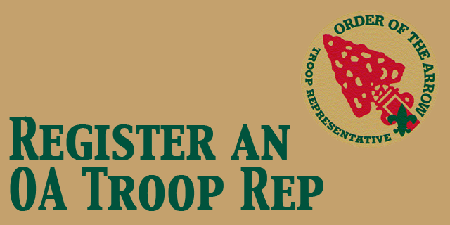 troop rep