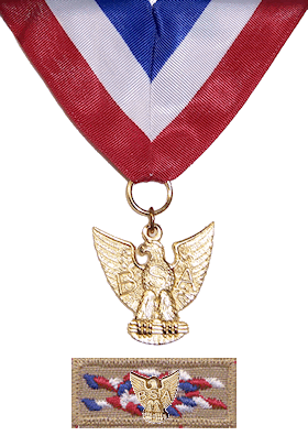 Distinguished Eagle Scout