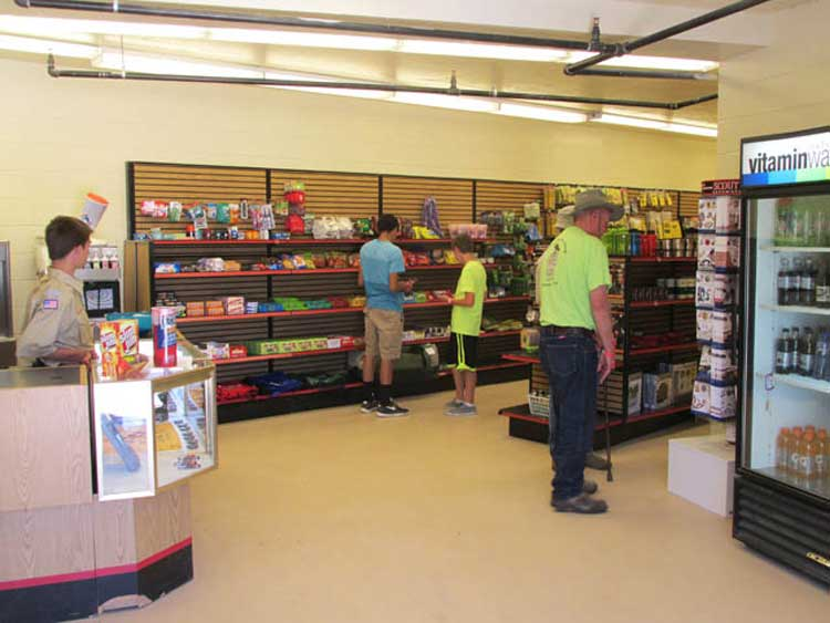 gorham scout ranch store