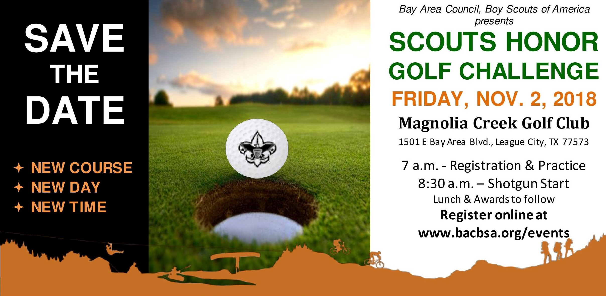 Scouts Honor Golf Challenge