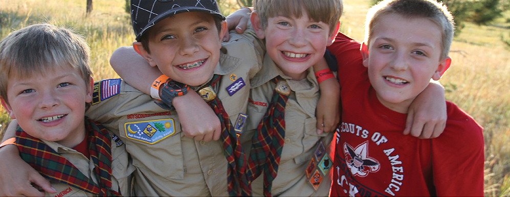 WEBLOS EXTREME SCOUTING CAMP