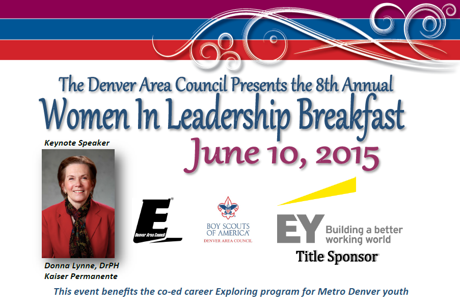 Women in Leadership Breakfast - June 10, 2015
