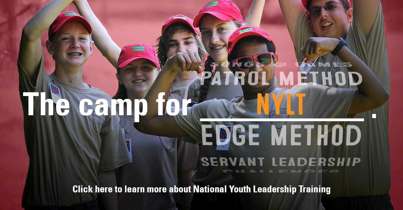 The Camp for NYLT