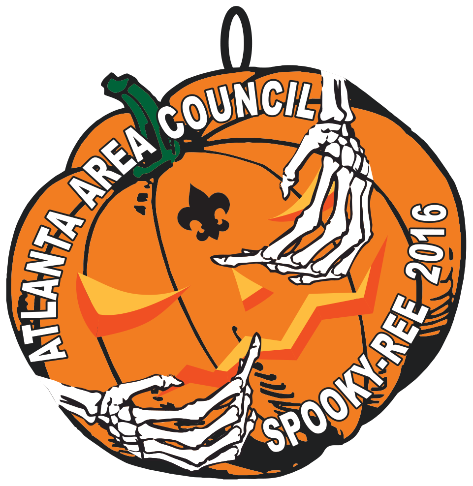 Spooky-ree Patch for 2016