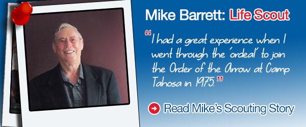 Mike Barrett