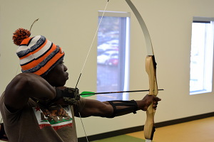Archery Flexing Bow