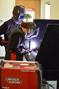Lincoln Welding Programs