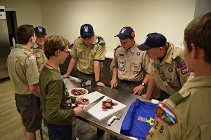 Instructional Kitchen Boy Scouts