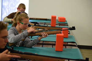 Marksmanship Range Air Rifles
