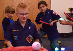 Orange Lab - STEM and Design - Cub Scouts