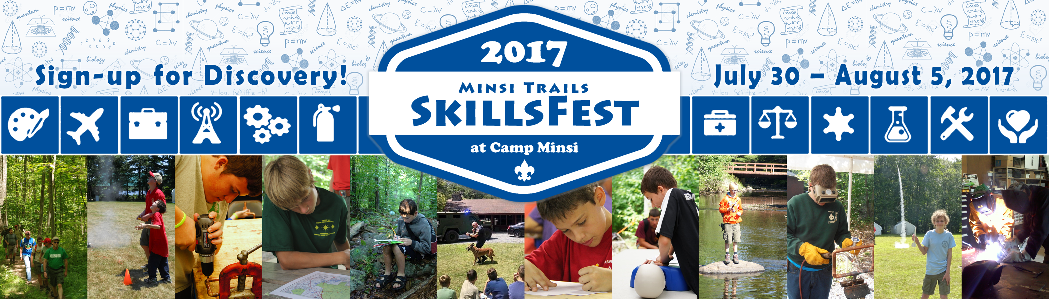 Minsi Trails Council SkillsFest