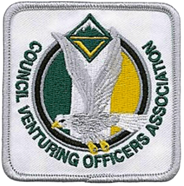 Venturing Officers' Association Logo