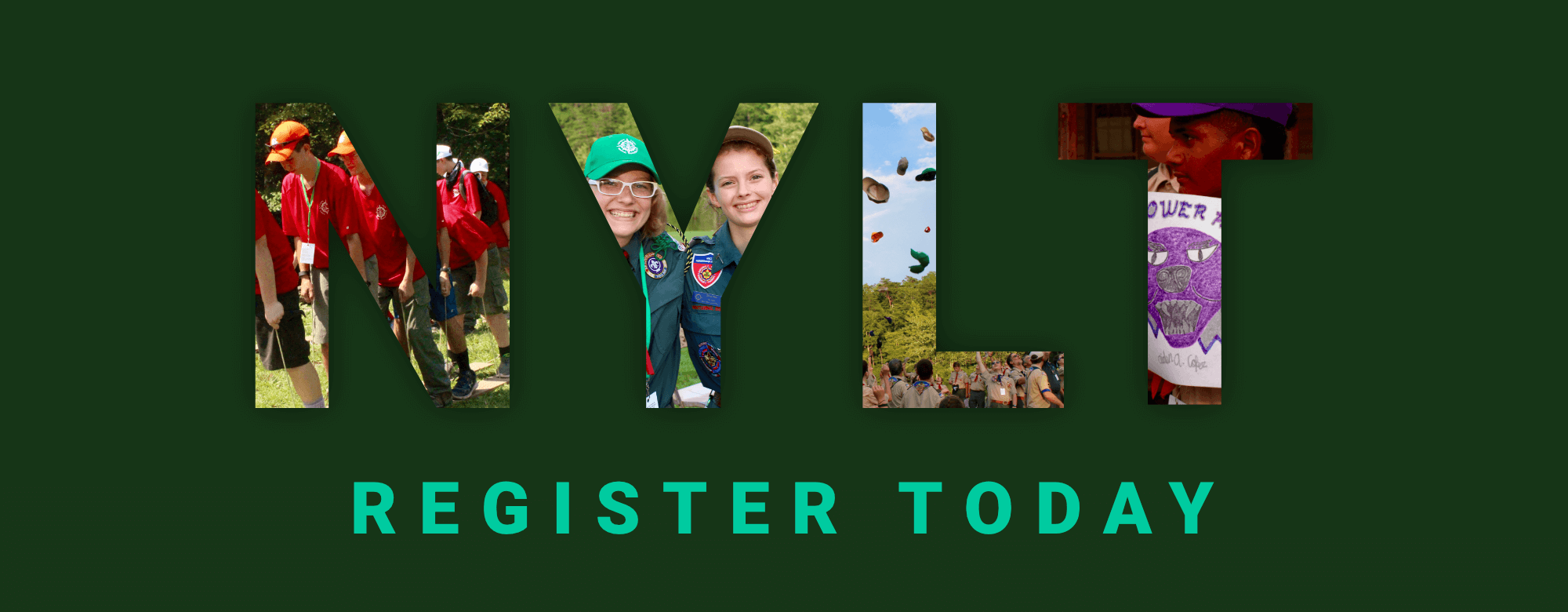 National Youth Leadership Training is an amazing leadership course for youth. Register now!