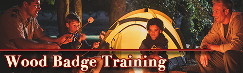 wood badge training