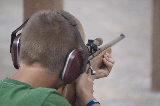 Shooting sports at Camp Cris Dobbins