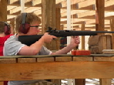 Shooting sports at Peaceful Valley Scout Ranch