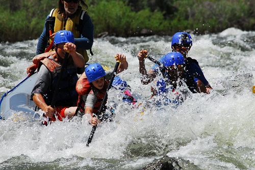 River Runners White Water Rafting Royal Gorge