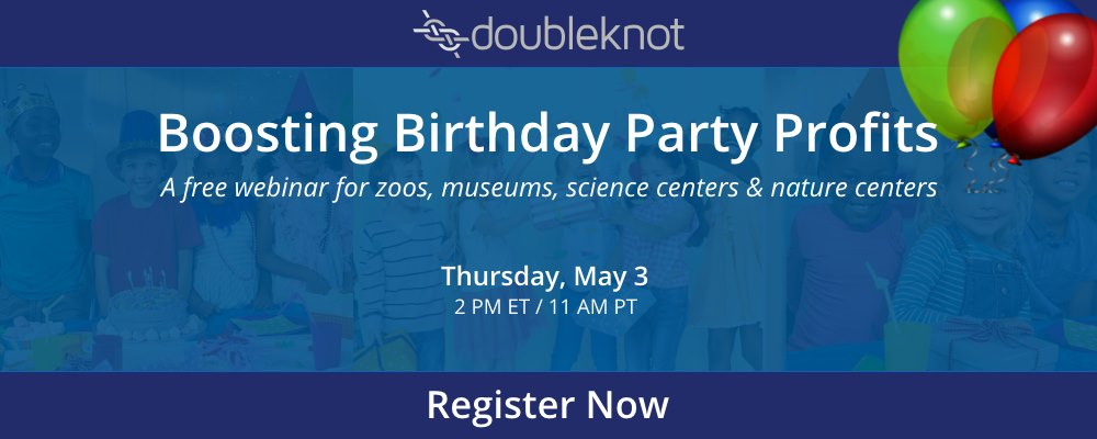 Learn to boost birthday party profits in this free webinar!
